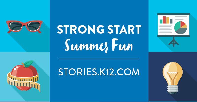 Strong Start Summer Fun
