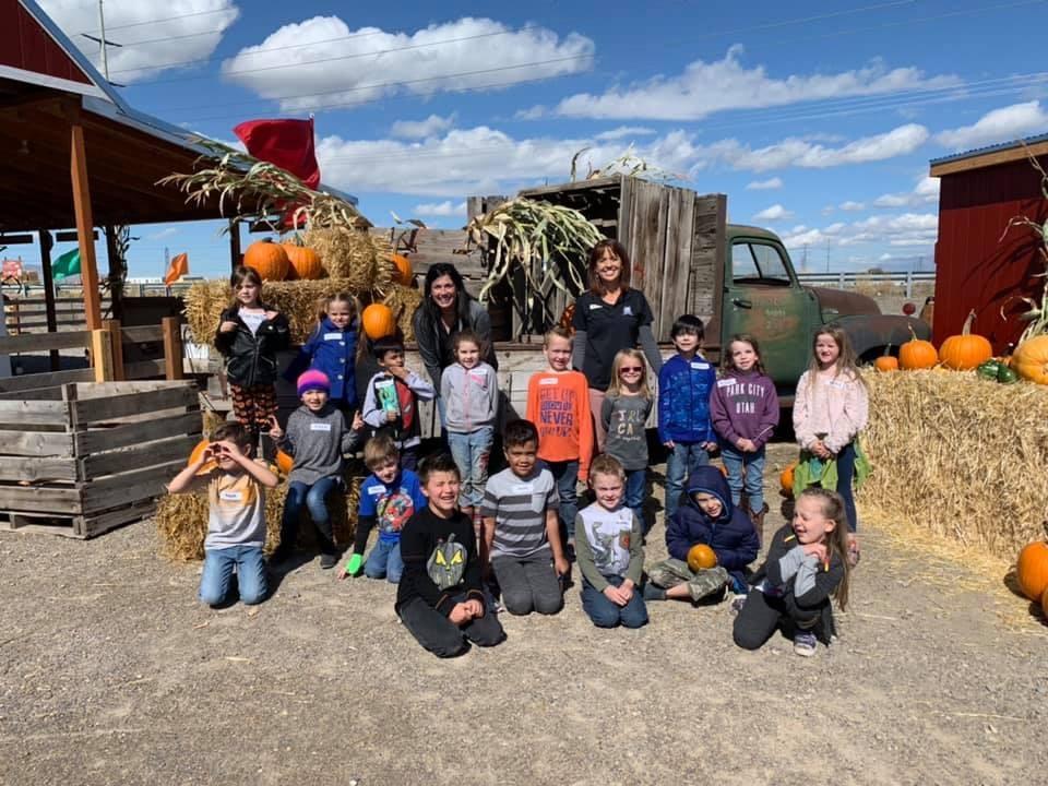 1st Grade Outing @ Cross E Ranch