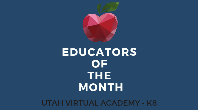 Nov. Educator's of the Month