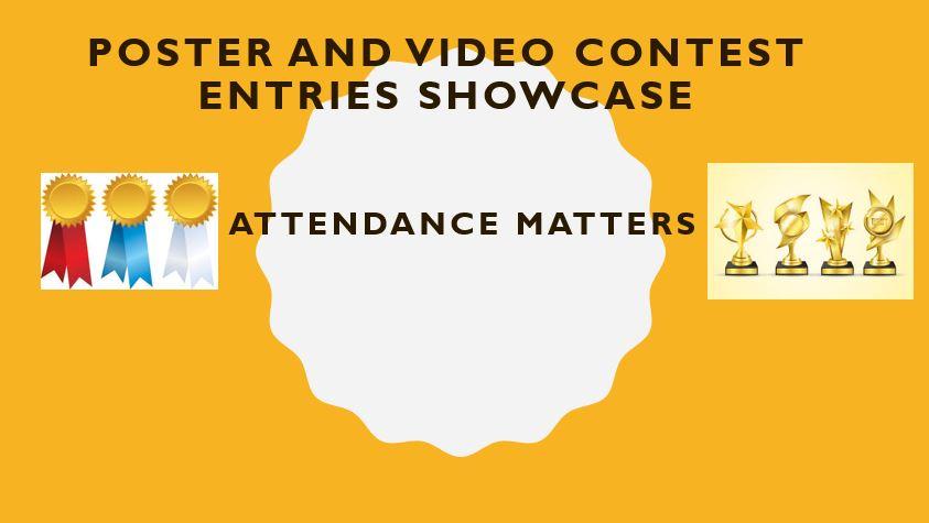 Attendance Matters Contest Showcase