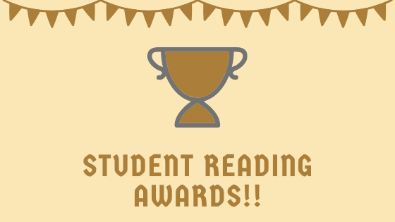 Chapter Book Reading Awards