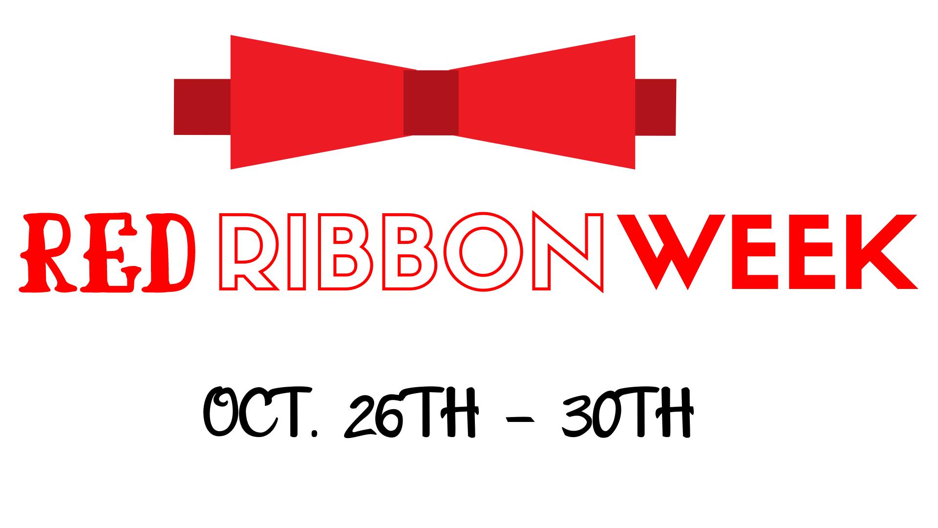 K5 Red Ribbon/Spirit Week