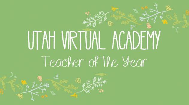UTVA Teacher of the year